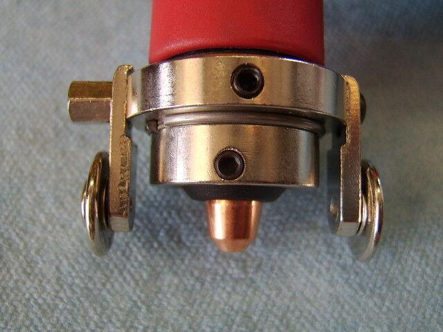 KLUTCH P400DV PLASMA CUTTER ROLLER GUIDE/CIRCLE CUTTER FOR TRAFIMET S45 TORCH