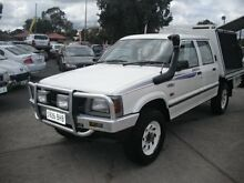 1997 Ford Courier PD XL (4x4) 5 Speed Manual 4x4 Salisbury Plain Salisbury Area Preview