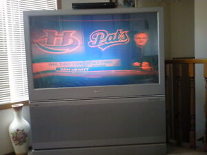 """51"""" Philips Rear Projection TV"""