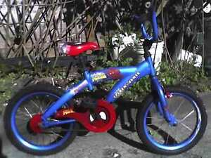 """Spiderman Marvel with 16"""" Wheels"""