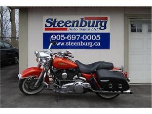 2008 Harley Davidson Road King Classic