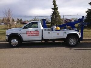 MY BIG TOW towing and recovery (BIENVENUE\WELCOME) in Edmonton Edmonton Edmonton Area image 4