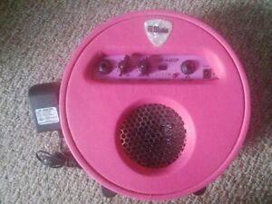 US Blues Battery-powered Portable Guitar Amp