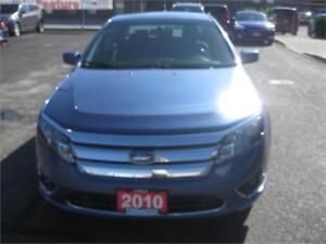 2010 Ford Fusion SEL V6 6AT