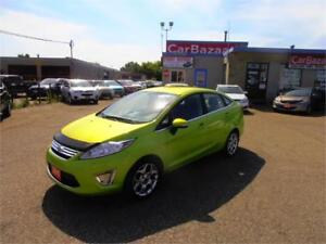 2011 FORD FIESTA SEL BLUETOOTH HTD SEATS AUTO EASY FINANCE