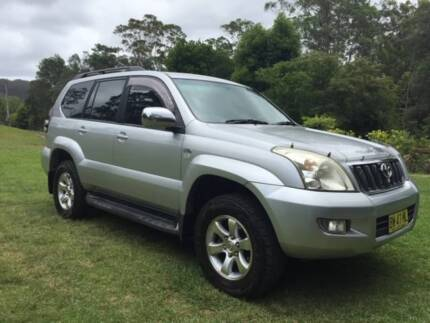 2006 Toyota LandCruiser Prado SUV KDJ120R GXL Wagon Fountaindale Wyong Area Preview