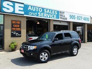 2010 Ford Escape XLT SUV, 139 Kms $8995 Certified