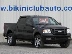 2005 FORD F-150 FX4 V8 5.4L 4x4***** FULL EQUIPEE*****MAGS 22 P