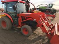 Kubota L3430 Utility Tractor and Loader Brandon Brandon Area Preview
