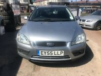 2006 Ford Focus 1.6 Ghia 5 dr, LOW MILEAGE, CLEAN CAR, FIRST TO SEE WILL BUY.