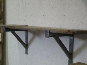 LA GRANGERIE ( TABLE EN BOIS DE GRANGE )