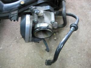 throtle body moteur 2 l 2000