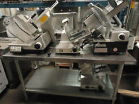 Meat Grinders/Slicers/Stoves for Food Preparation Areas, Hotels
