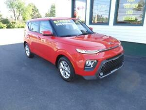 2020 Kia Soul EX for only $169 bi-weekly all in!