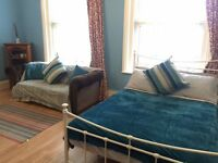 WIFI & BIllLS INCLUDED FURNISHED STUDIO PRIVATE LANDLORD BOURNEMOUTH TOWN CENTRE FLAT