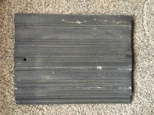 WANTED: concrete roof tiles - seeking 100 tiles