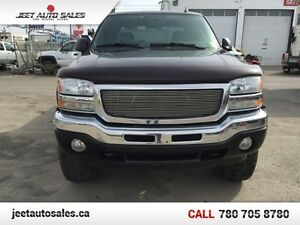 2006 GMC Sierra 1500 SLT 4x4 Crew Cab V-MAX Lifted Loaded !! Edmonton Edmonton Area image 8