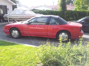Oldsmobile cutlas suprême décapotable 1993