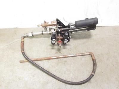 Binks Infinity 301 Model No. 812345 Air Pneumatic Piston Pump Paint Sprayer