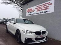 2013 62 BMW 3 SERIES 2.0 320D M SPORT 4D 141 BHP DIESEL