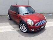 2007 Mini Hatch R56 Cooper Red 6 Speed Manual Hatchback Beverley Charles Sturt Area Preview