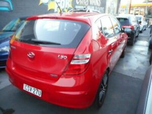 2011 Hyundai i30 FD SX Hatchback 5dr Auto 4sp 2.0i (Oct ) Red Automatic Hatchback Croydon Burwood Area Preview