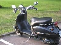 Aprilia Custom 125cc