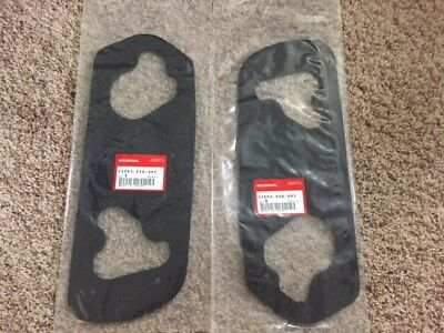 New OEM 97-01 Honda Prelude Base / Type S H22A4 BB6 Foam Tail Light Gaskets S30 for sale  Cleveland