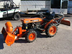 Kubota 4X4 Diesel Tractor All Trades Welcome