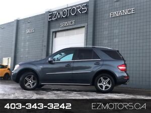 2011 Mercedes-Benz ML350 4MATIC|diesel|AVANTGARDE EDITION!!