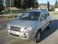 2008 Hyundai Tucson LOCAL ONE OWNER, SERVICED, MINT!