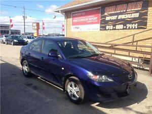 2006 Mazda Mazda3 GS****LOADED****ONLY 139KMS*****CHEAP ON FUEL
