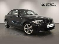 2012 BMW 1 SERIES COUPE SPECIAL ED