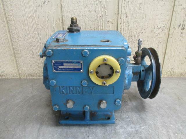 Kinney Model No. KC-8 High Vacuum Pump 8 CFM  #2