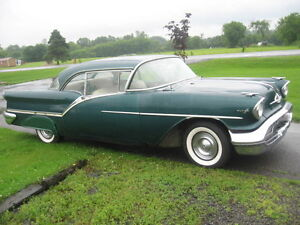 2 1957 Oldsmobile's for sale