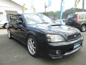 2002 Subaru Liberty B4 Black Automatic Wagon Nambour Maroochydore Area Preview
