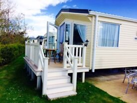 beautifully presented 2012 Willerby Winchester caravan.