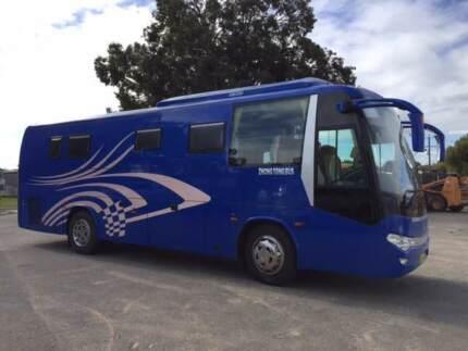 Brand New Motorhome Bus, Bargain!