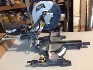 mastercraft mitre saw with laser light