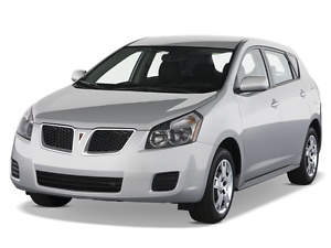 2009 Pontiac Vibe-ONE OWNER-106,980 KM-CRUISE-EXTRA CLEAN!