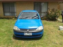 2002 Holden Barina xc Sale Wellington Area Preview