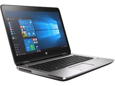 "HP 640 G3 14.0"" Laptop Intel Core i5 7th Gen 7200U (2.50 GHz) 16 GB Memory"