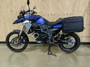 2015 BMW F 800 GS Fyshwick South Canberra Preview