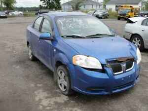 2008 G3 WAVE. JUST IN FOR PARTS AT PIC N SAVE! WELLAND