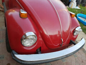 Cute VW Bug