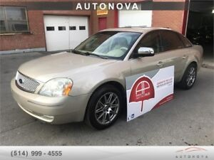 ***2005 FORD FIVE HUNDRED***AWD/TOIT/PROPRE/514-812-9994.
