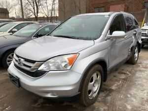 2011 Honda CRV EX-L just in for sale at Pic N Save!