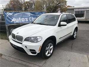 BMW X5 XDRIVE 35D DIESEL 4X4 2012 **FINANCEMENT**CUIR**