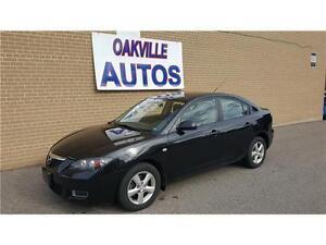 2009 Mazda Mazda3-ONLY 110,000KM-SAFETY & E TESTED