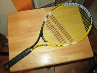 ***BABOLAT JUNIOR BALL FIGHTER 125 RAQUET IN GREAT CONDITION!!!*